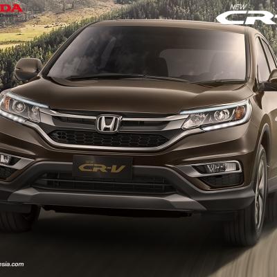 Galery Honda CR-V